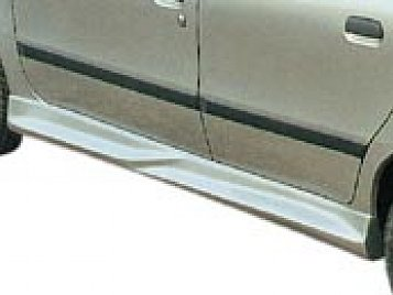 kryty prahů Fiat Punto