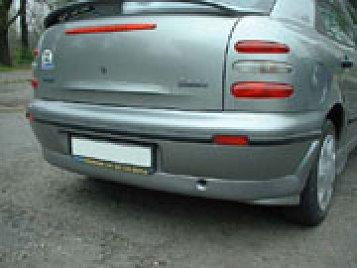 zadní spoiler Fiat Brava